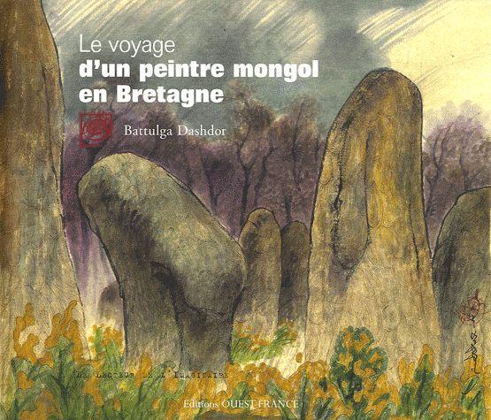 Voyage d'un peintre mongol